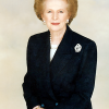 Former British Prime Minister Margaret Thatcher (Photo credit: Wikipedia)